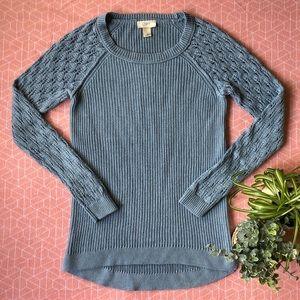 LOFT | knit sweater